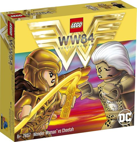 Lego DC Comics 76157 - Wonder Woman vs Cheetah
