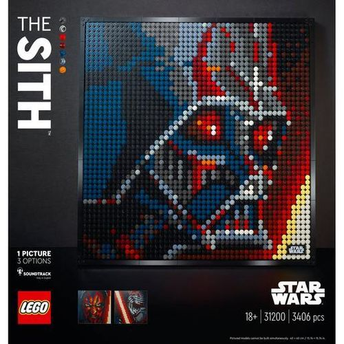 Lego Art 31200 - Star Wars: Los Sith